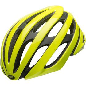 Bell Stratus MIPS casco per bici giallo